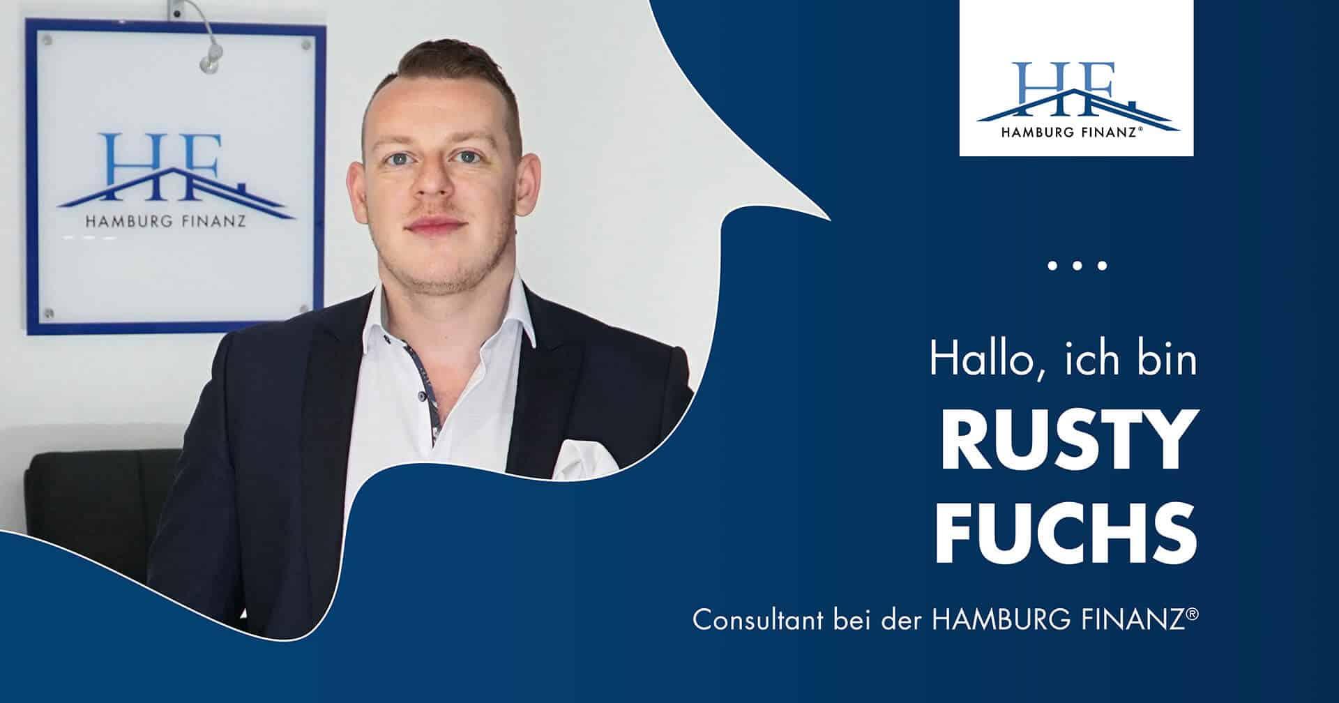 Rusty Fuchs #TeamHamburgFinanz